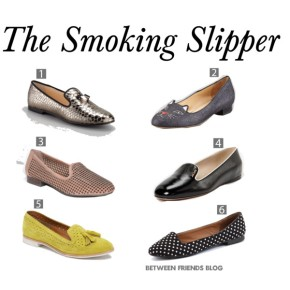 The Smoking Slipper