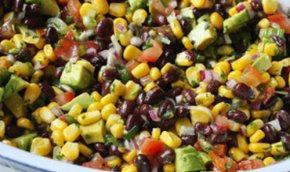 Southwest Black Bean Salad