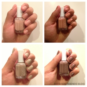 Essie Nude Polishes