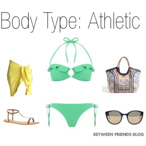 Swimsuit for Your Body Type 1